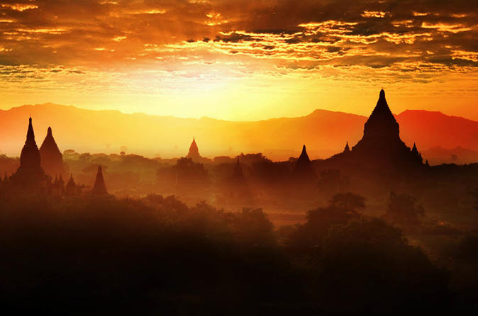 8-Day Private Myanmar Tours With Flights: Yangon, Bagan, Pindaya And Inle Lake