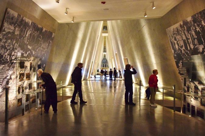 Behind-the-Scenes Guided Tour Of Yad Vashem Holocaust History Museum - Jerusalem