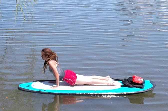 Gentle Yoga Paddle Board Tour