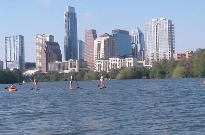 Skyline Kayak Tour