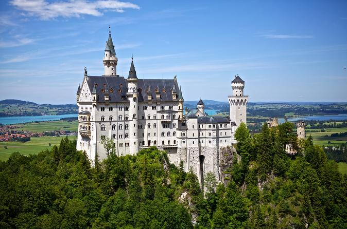 day trip on the romantic road to neuschwanstein castle and