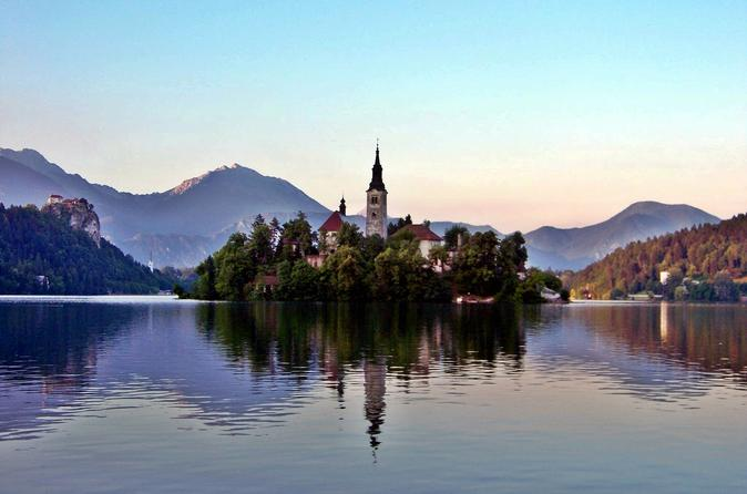 Day Trip to Slovenia from Munich