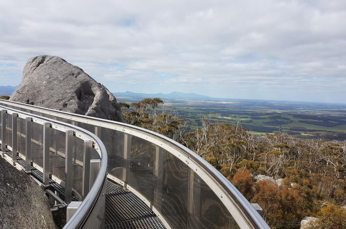 Day Trip to Porongurups National Park with Climb to Granite Skywalk from Albany
