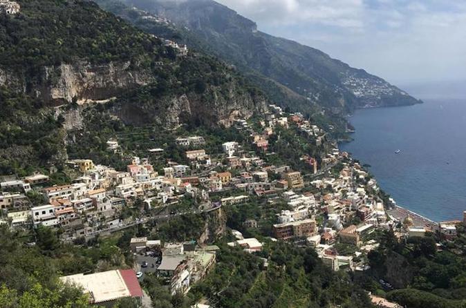 Ravello_Amalfi-Positano - Naples