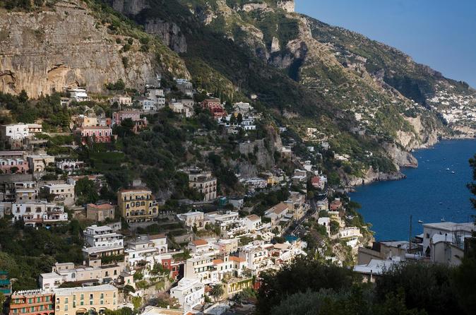Transfer from Naples to Positano