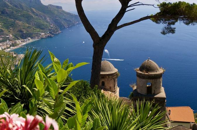 Transfer from Naples to Ravello