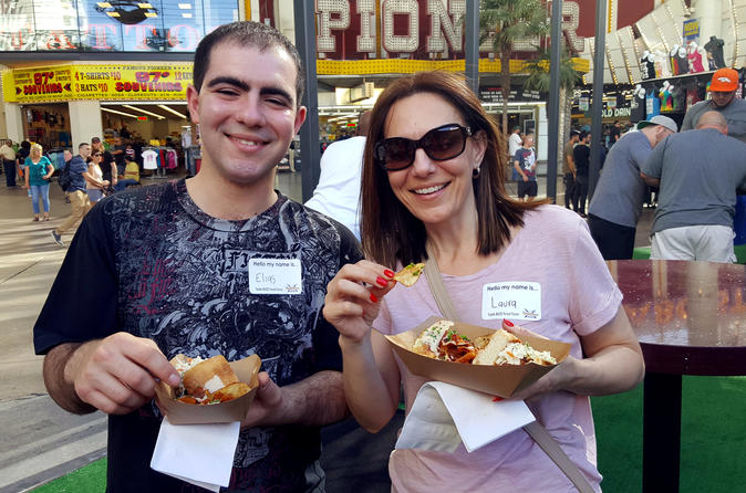 Walking Food Tour of Downtown Las Vegas