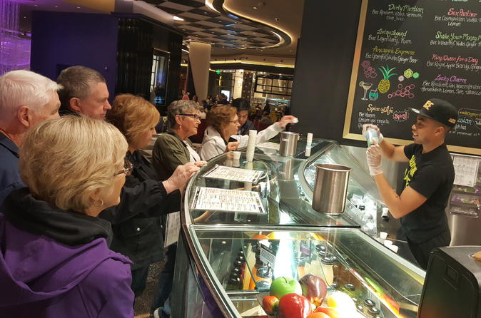 Walking Food Tour of the Las Vegas Strip
