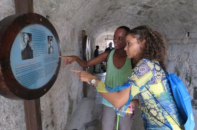 3-Hour Cultural Nassau Native Quest