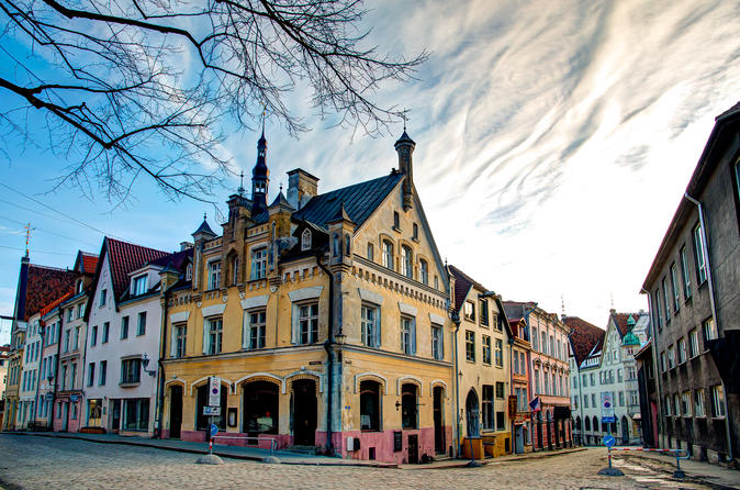 Highlights of Baltic States in 8 days Private tour