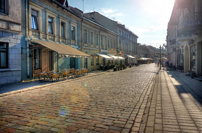 Kaunas day trip - the unsung Hero