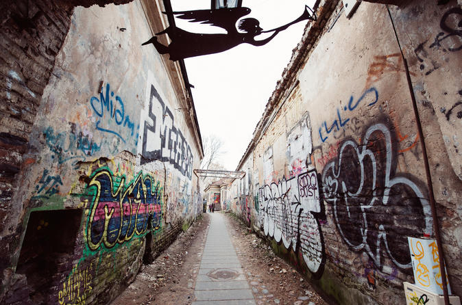 VILNIUS Meet the alternative side of city