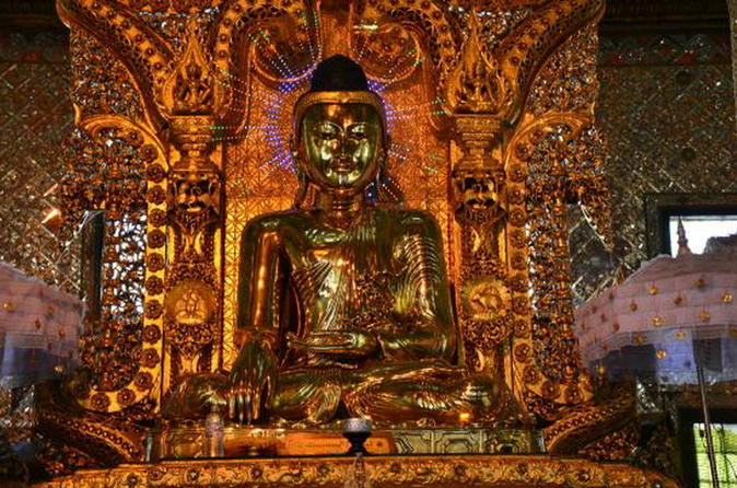 Private Yangon Full day Heritage and Market Walking Tour