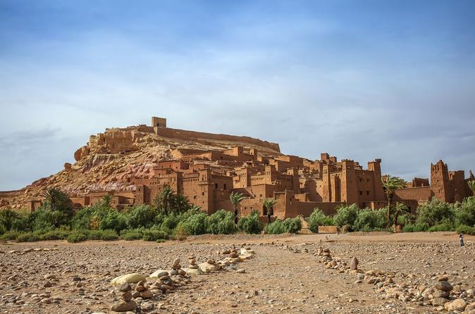 3 DAY MOROCCO CHARITY TOUR FROM CASABLANCA