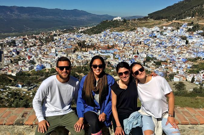 3 Days Private Desert Tour From Marrakech To Merzouga Sahara Camp And Chefchaouen - Marrakesh