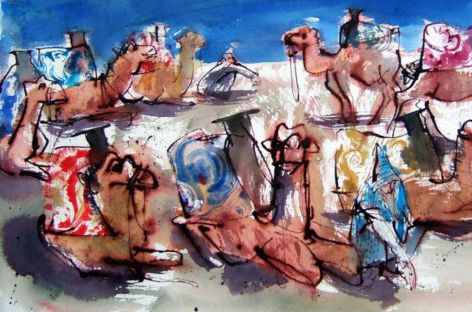 Artist Excursion In Agadir - Day Trip