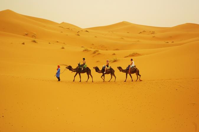 Family Tour In Morocco From Casablanca ( 15 Days Travel To Sahara And Marrakech)