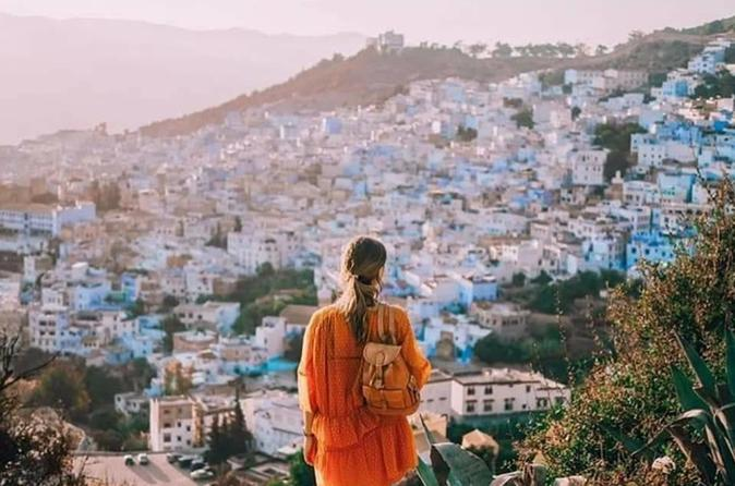 Private Day Tour From Rabat To Chefchaouen In Rif Mountains