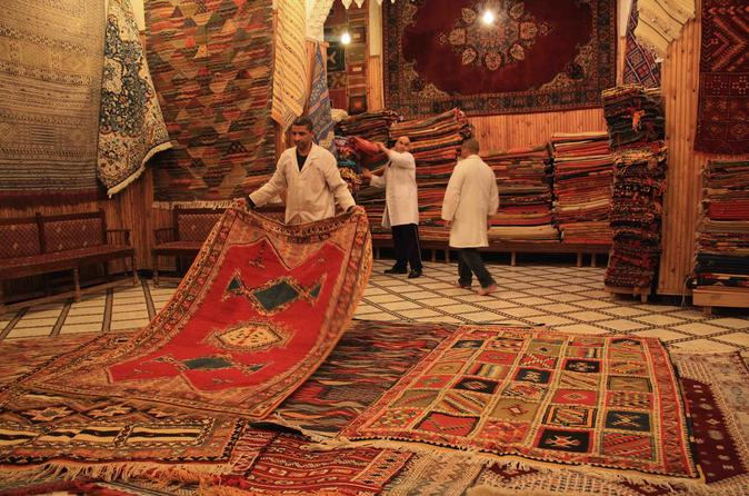 Private Day Tour From Rabat To Explore Best Of Fez City