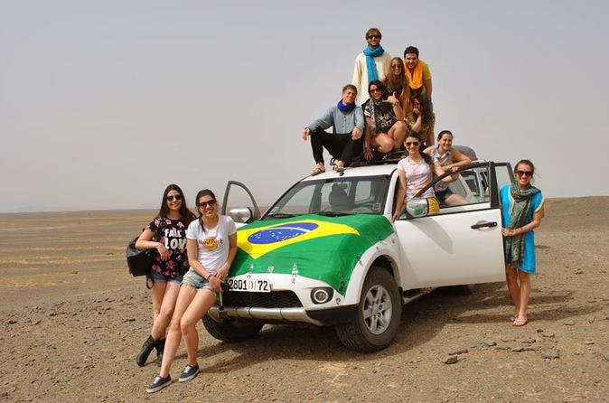 Private Morocco Tour From Casablanca For 12 Days