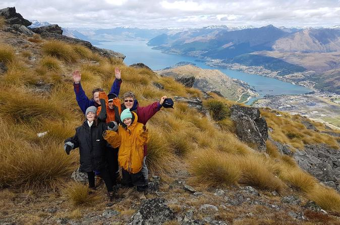 Private Queenstown Full-Day Family Combo Outdoor Adventure