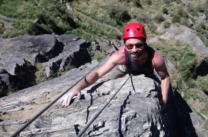 Queenstown Private Full Day Rock Climbing Adventure