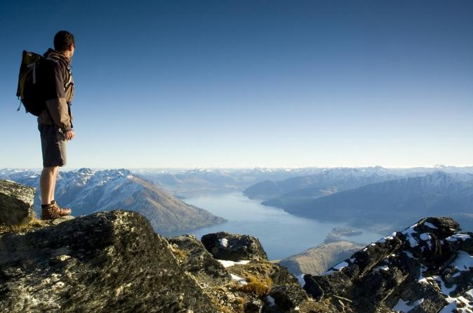 Small Group Alpine Guided Walk from Queenstown