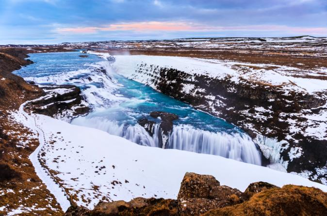 Iceland Golden Circle and Waterfalls