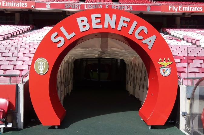 Stadium of Benfica Experience and Museum Visiting