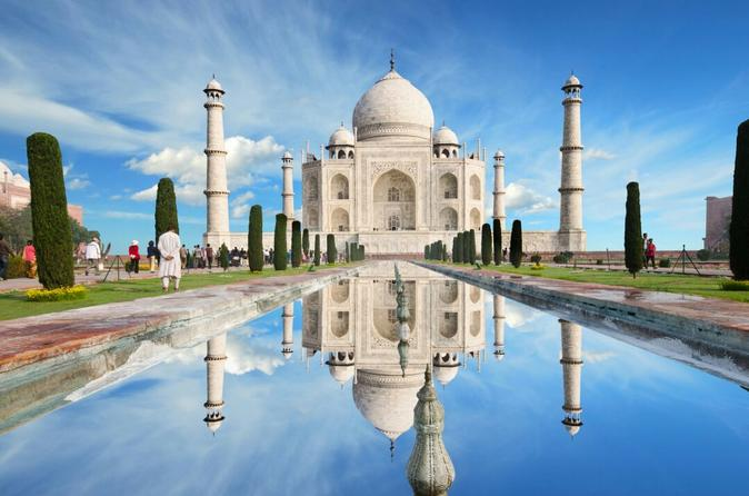 Three Day Private Luxury Taj Mahal Jaipur And Delhi Tour With Lunch