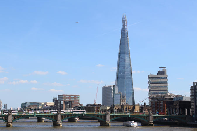 Panoramic Tour of London by Black Taxi