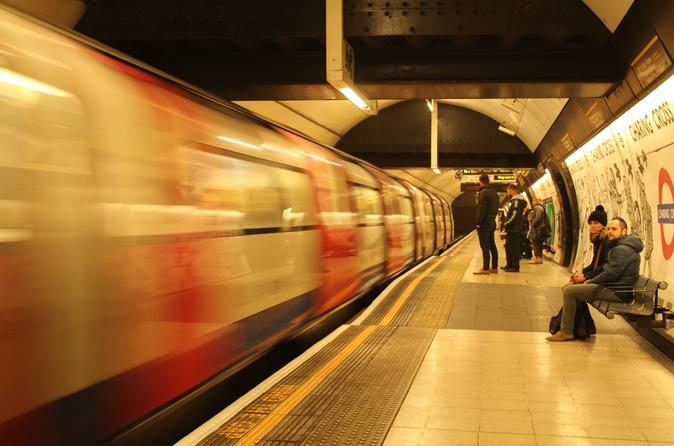Private London Underground and Tube Tour