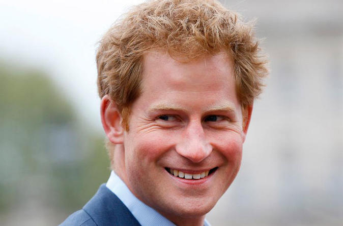 Private Prince Harry Tour of London