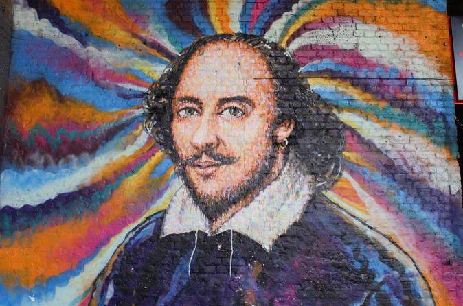 Private Shakespeare London Walking Tour