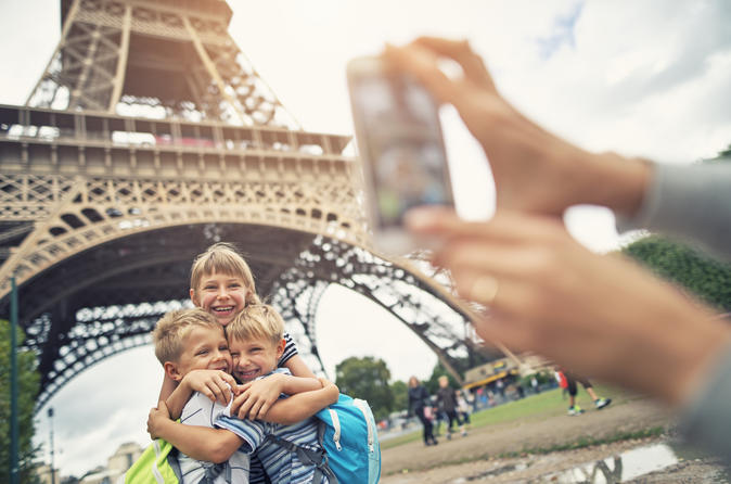 Guided Eiffel Tower Tour with Summit Access Option
