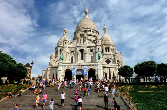 Montmartre Walking Tour: Paris' Best Art, Culture and Food