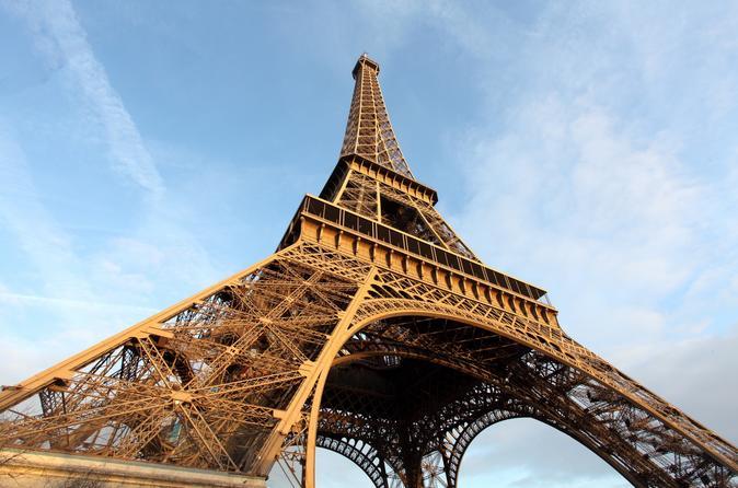 Paris Highlights Walking Tour: Eiffel Tower Summit, Notre Dame, Seine Cruise