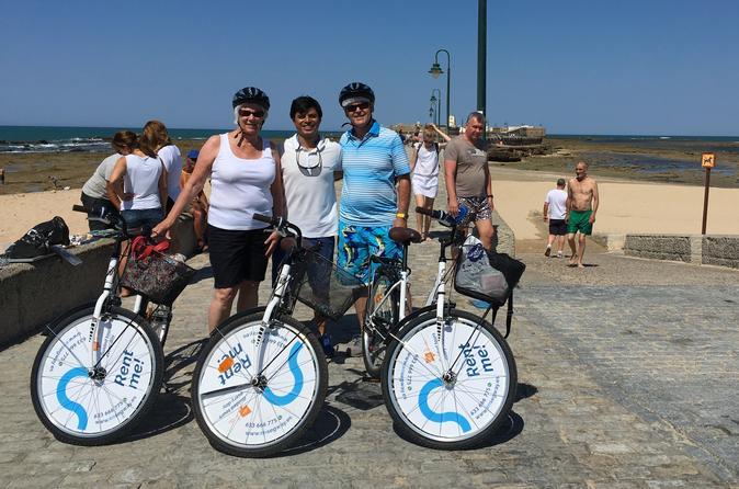 Bike Tour Of Cádiz(1hr) - Cadiz