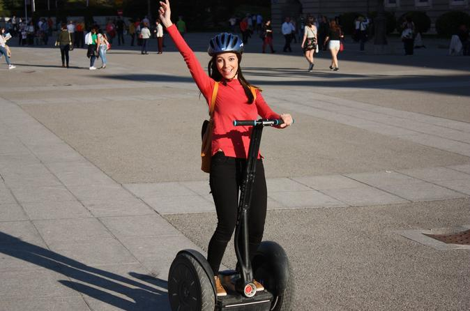 Segway Tour of Madrid (1hr 15min)