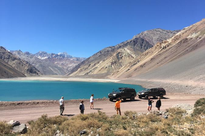 Andes Jeep Tour Regular Semi Private Service