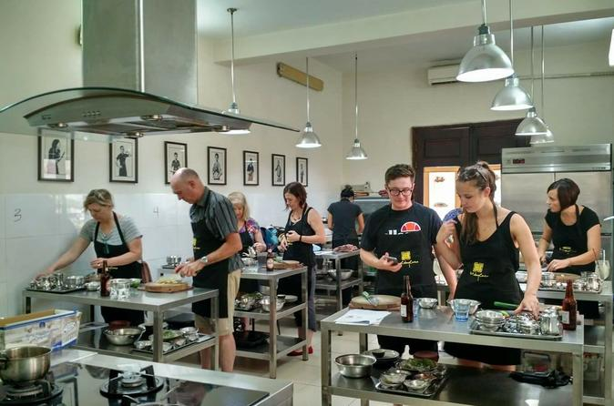 4 hour vietnamese cooking class at hanoi cooking centre in hanoi 440422