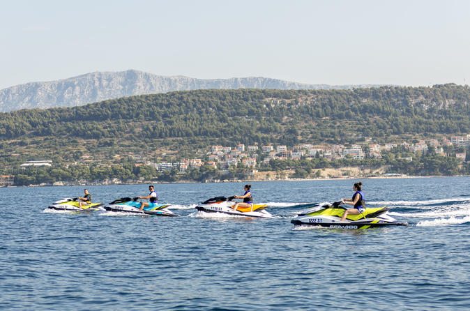 Jetski-Safari in Split