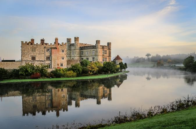 Canterbury, Leeds Castle, and Dover in One Day from London