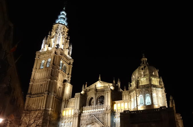 Cathedral of Toledo with guided tour