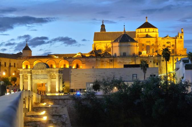 Cordoba from Madrid by High Speed Train