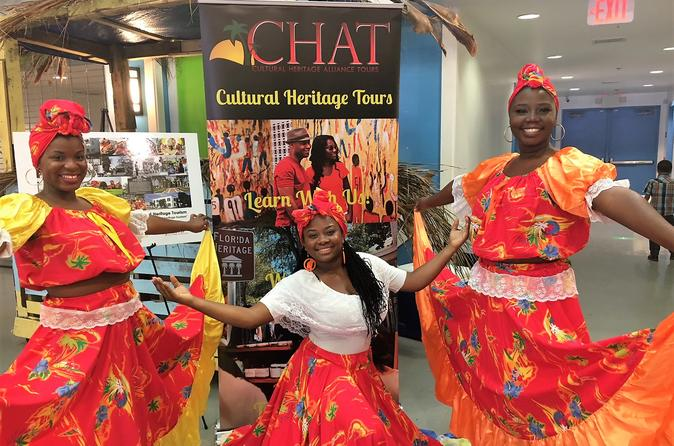 Little Haiti Dance, Drum & Dine Tour