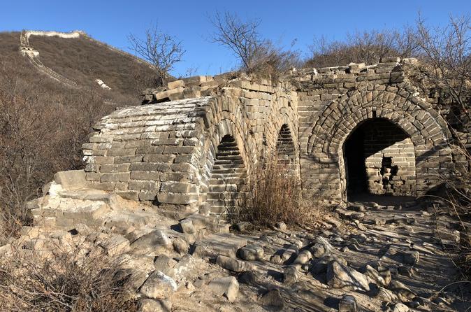 Private Wild Great Jiankou to Mutianyu Great Wall Hiking Tour