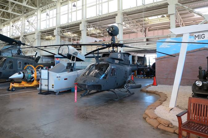 ARIZONA, BOWFIN, USS MISSOURI, AND PACIFIC AVIATION MUSEUM