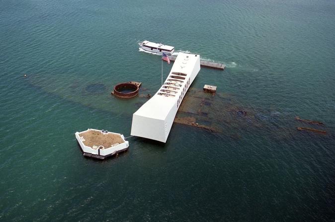 Pearl Harbor Tours - Arizona Memorial