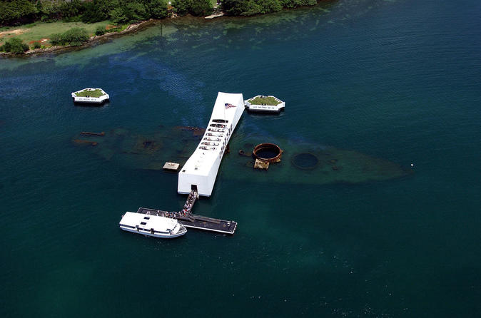 Semi-Private Pearl Harbor and Circle Island